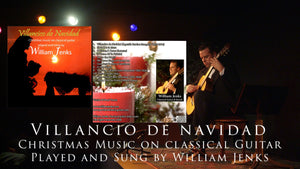 William Jenks Christmas CD Remastered Now Streaming on YouTube