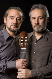 The Legendary Assad Brothers Perform in the Series April 27th