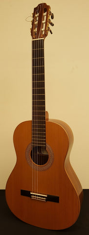 Used 2009 Pete Barthell Cedar/Indian Rosewood