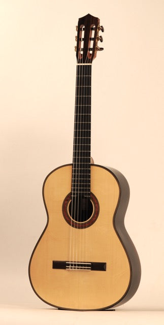 New James White Concert Classical Guitar