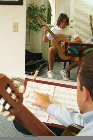 4 - half Hour Guitar Lessons