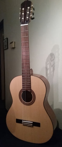 New J. Navarro NC-60 with case