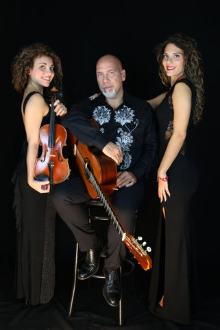 Roberto Fabbri and Daughters 2nd Special Oregon Coast Concert