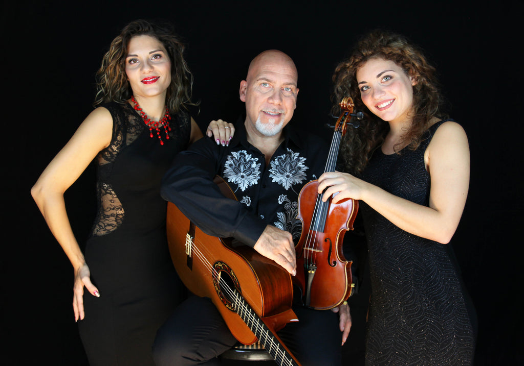 Roberto Fabbri and Daughters G.A. Discount Ticket