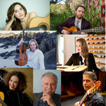 2021 U.S. International Guitar Series Season Tickets (Concerts Only)