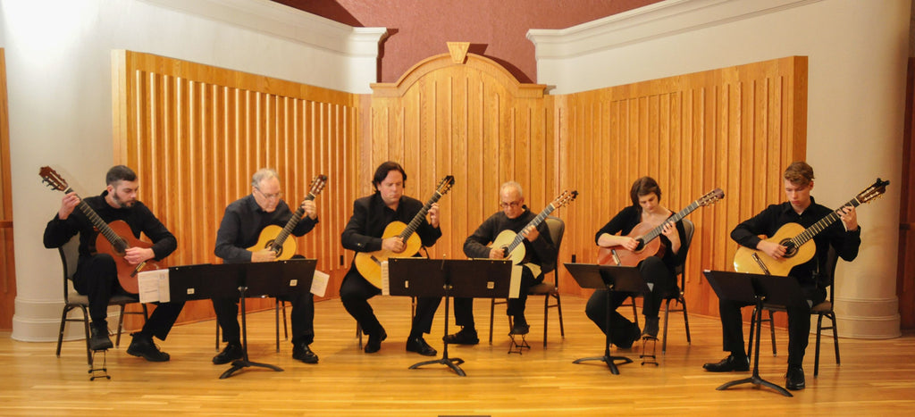 Portland Guitar Ensemble Class Registration (Spring 2019)