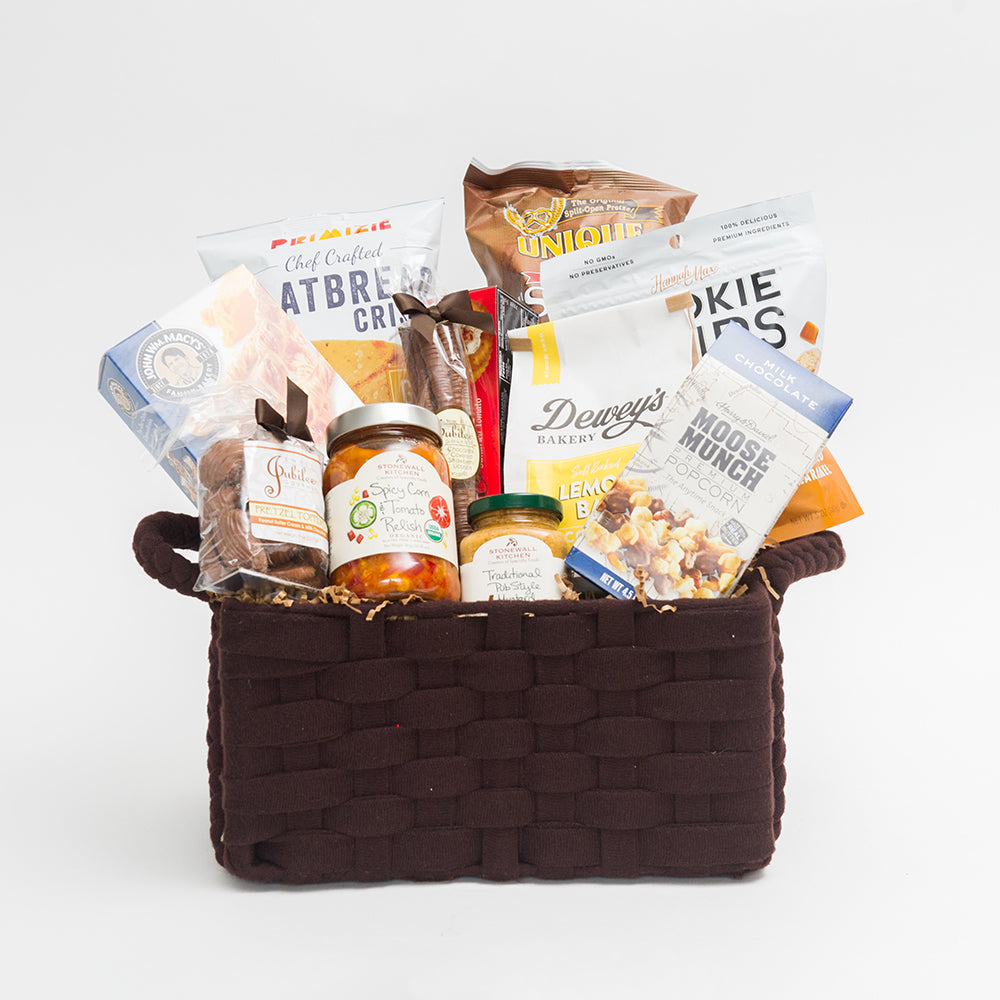 Snacks to Share Basket