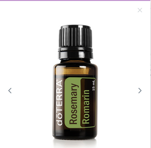 Rosemary - 15ml Essential Oil