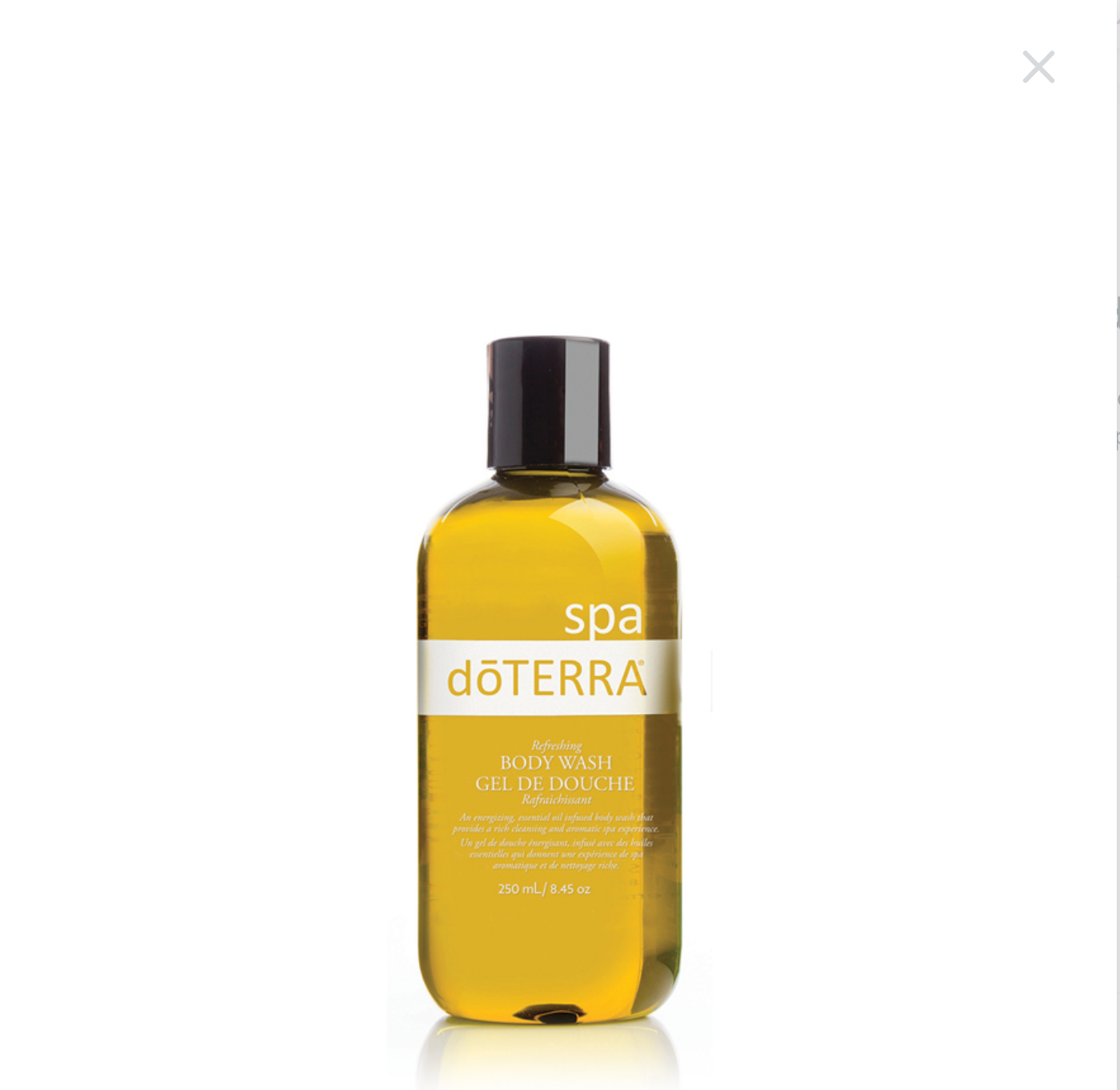 Refreshing Body Wash - doTerra