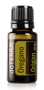 Oregano Essential Oil - 15 ml - doTerra