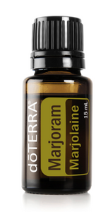 Marjoram 15ml Essential Oil doTerra