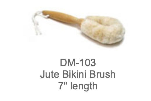 Merben Body Brushes