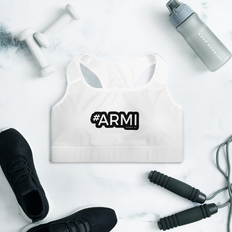 #ArMi Padded Sports Bra