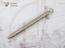 Load image into Gallery viewer, Bolt Action Pen - Steel by Hidetoshi Nakayama