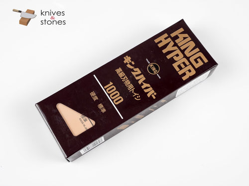 King Hyper 1000 Sharpening Water Stone