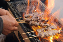 Load image into Gallery viewer, Okunoto Japanese Habachi Konro Grill Large Wide