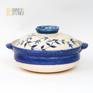 Japanese Do Nabe (Clay Pot) -  Florid