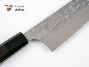 Kurosaki Raijin (雷神) Bunka 165mm Cobalt Special Steel (Ebony Handle Only)
