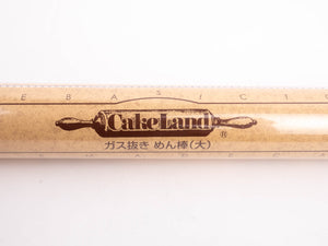 Cakeland Non-stick Micro Textured Rolling Pin (Dough / Fondant Roller) Large by TigerCrown