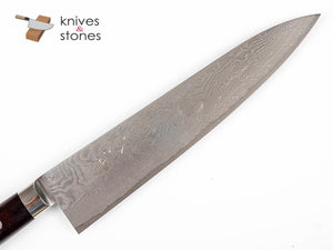 Shinko 63-Layer Damascus Gyuto 210mm  Ryusen special order