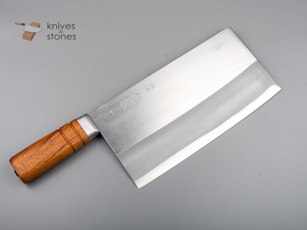 Sugimoto Chuka (Chinese Cleaver) #7 (4007) Mid Weight White 2, Full Size