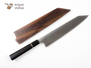 Sukenari ZDP-189 K-tip Hairline Gyuto 270mm with Saya