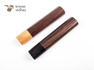 Rosewood Octagonal Handle from Echizen