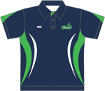 Hills Heat Softball Officials Polo w/ Name