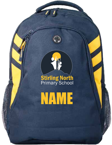 SNPS Backpack W/ Name
