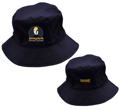 SNPS Toggle Bucket Hat W/ Name