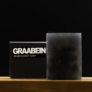 Graabein beard & body soap