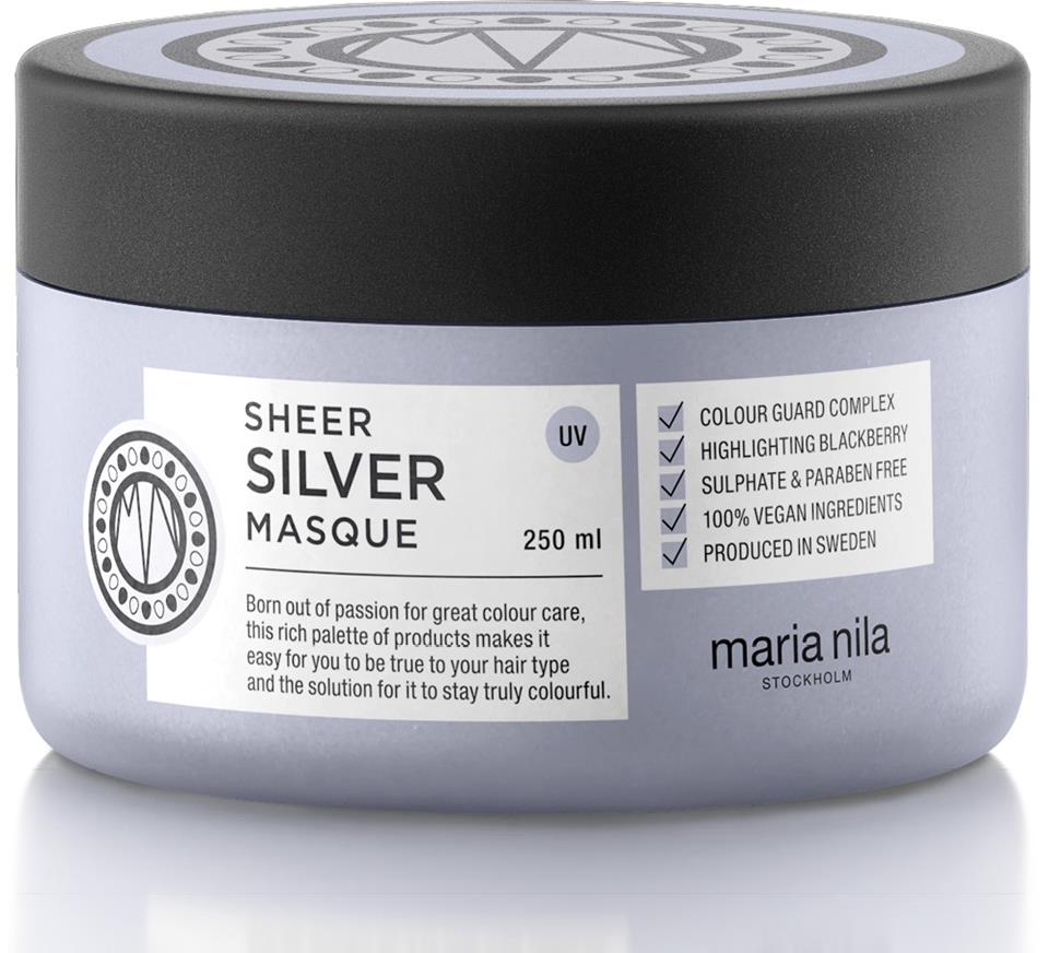 Sheer Silver Masque 250ml