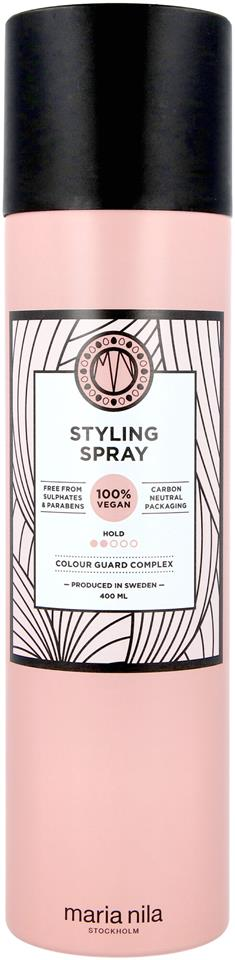 Styling Spray