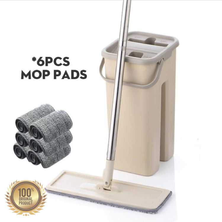 Simply Mop System + 6 Pads