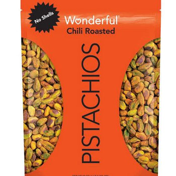 Wonderful Pistachios Chili Roasted (22oz)