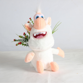 Hot Russian booba cartoon character movie Booba Buba stuff plush toys
