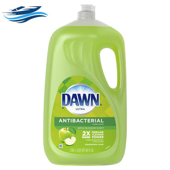 Dawn Ultra Dishwashing Liquid Dish Soap Apple Blossom Scent (90 fl. oz.)