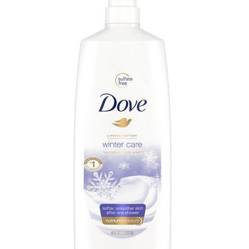 Dove Winter Care Body Wash with Pump (40 fl. oz.)