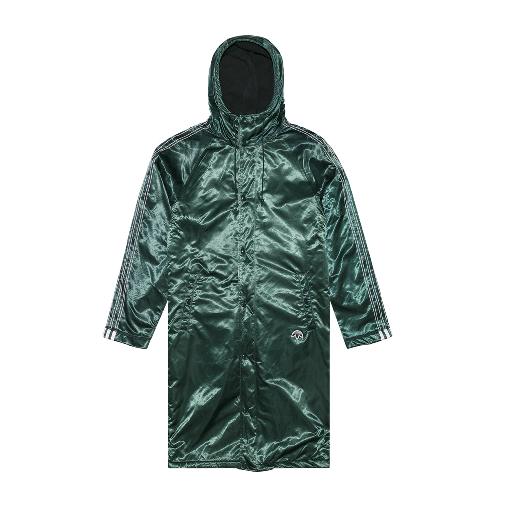 STADIUM COAT - GREEN