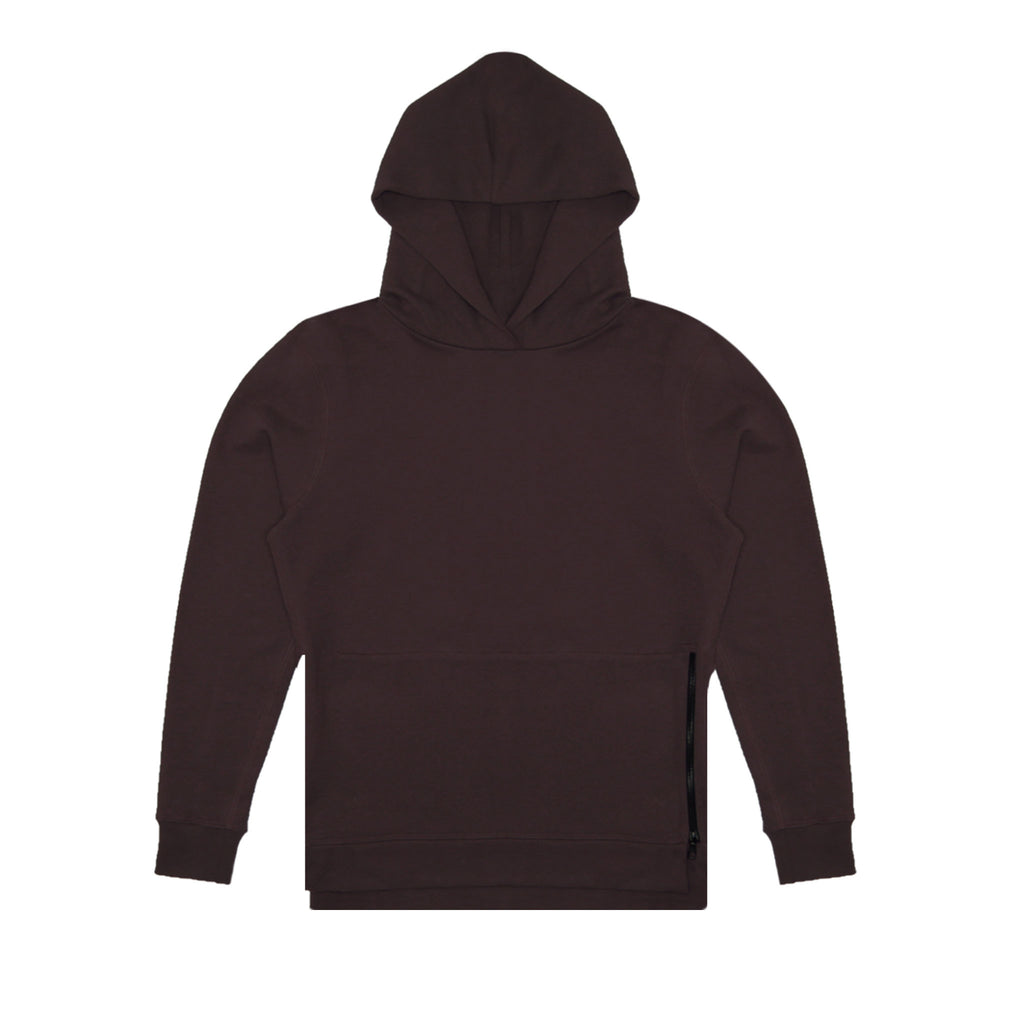 HOODED VILLAIN - MAROON