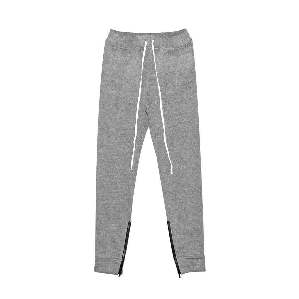 5TH COLLECTION HEAVY TERRY EVERYDAY SWEATPANTS - GREY