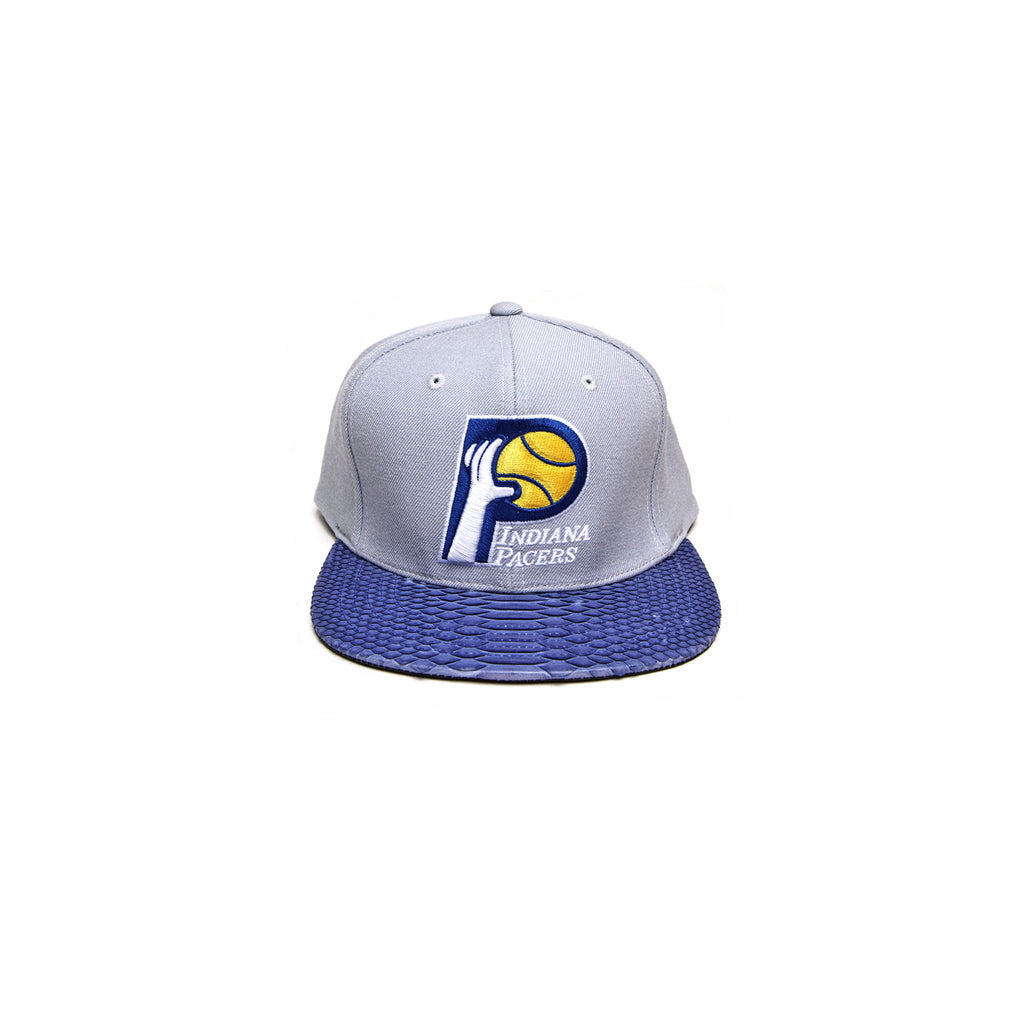 PACERS LOGO - GREY