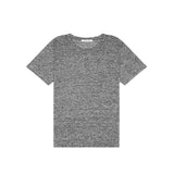 CLASSIC CREW CO-MIX TEE - CHARCOAL