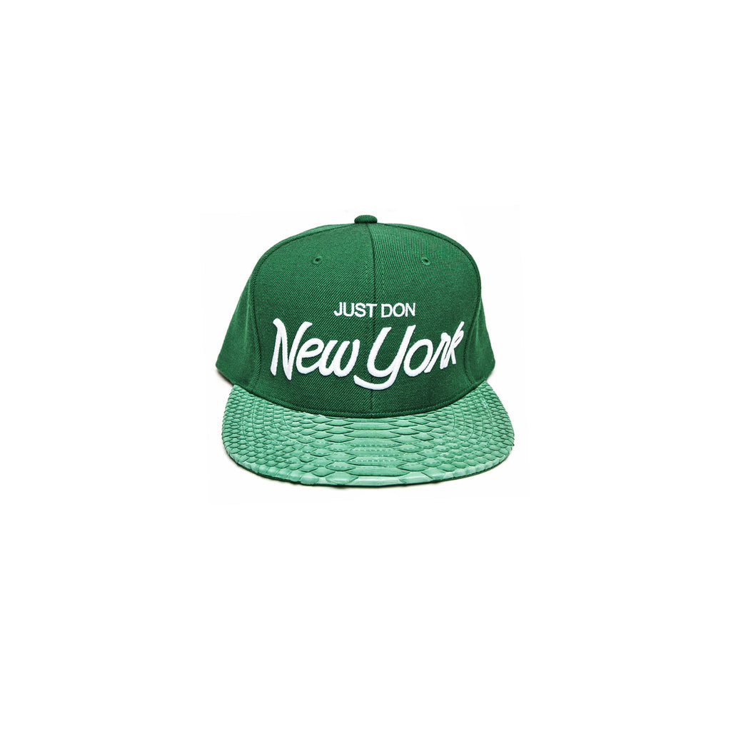 NEW YORK SCRIPT - GREEN