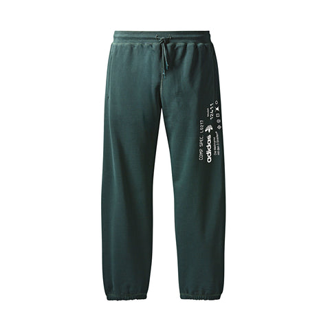 GRAPHIC JOGGER - GREEN