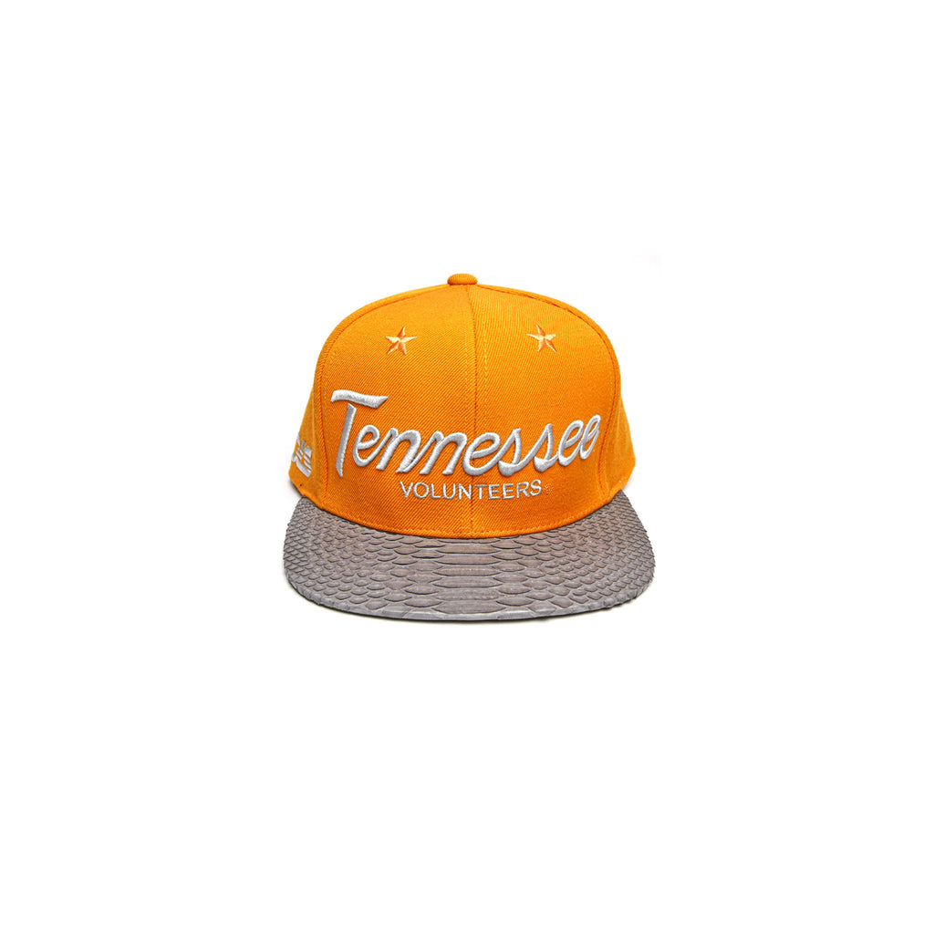 TENNESSEE VOLUNTEERS SCRIPT - ORANGE