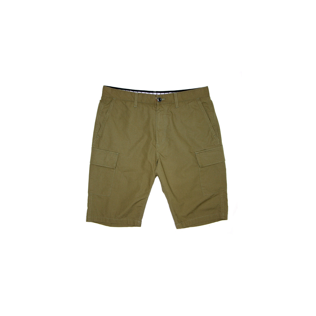 6 POCKET CARGO SHORT - KHAKI