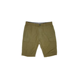 ORIGINALFAKE 6 POCKET CARGO SHORT - KHAKI