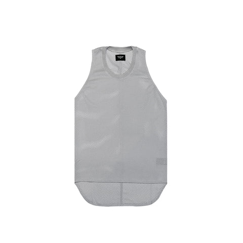 5TH COLLECTION MESH TANK - GREY