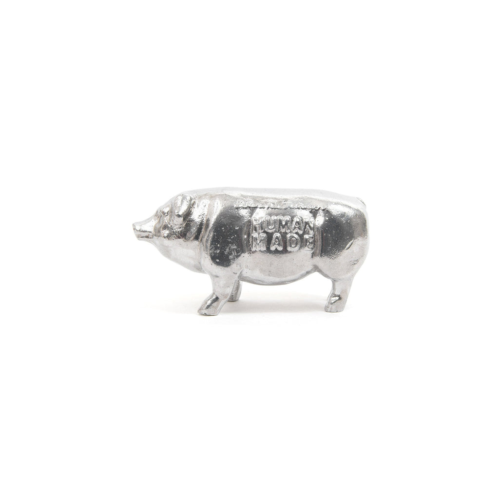 PIG PAPER WEIGHT - SILVER